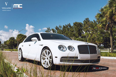 Bentley Continental Flying Spur от MC Customs