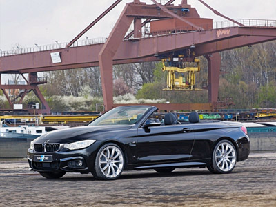 Hartge доработал BMW 4-Series Coupe и 4-Series Cabrio